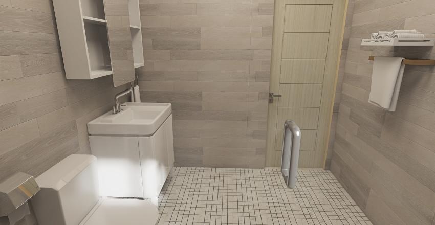 v2_Terrace Design Interior Design Render