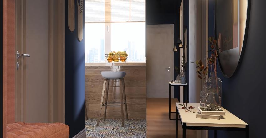 projekt Nowak Interior Design Render