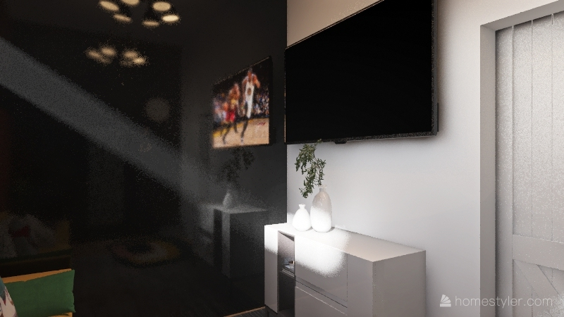 Estudio D.I Aime Interior Design Render
