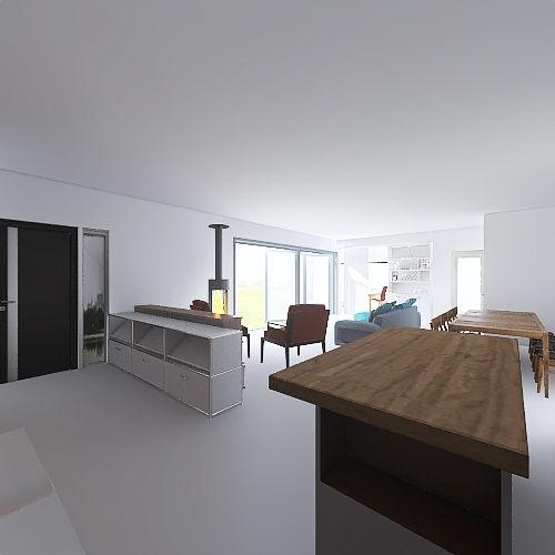 20201124 Interior Design Render