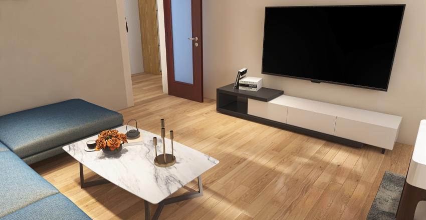 Apartament 4 Interior Design Render