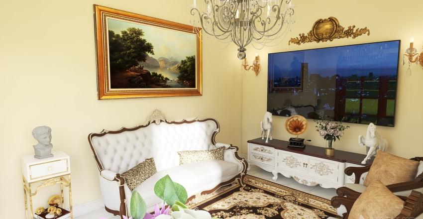 SALA FAMILIAR FINAL Interior Design Render
