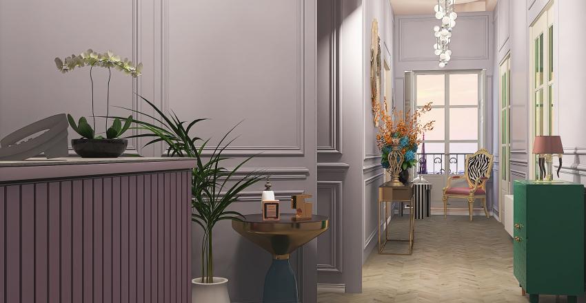 #HSDA2020Commercial Model Agency in Paris Interior Design Render