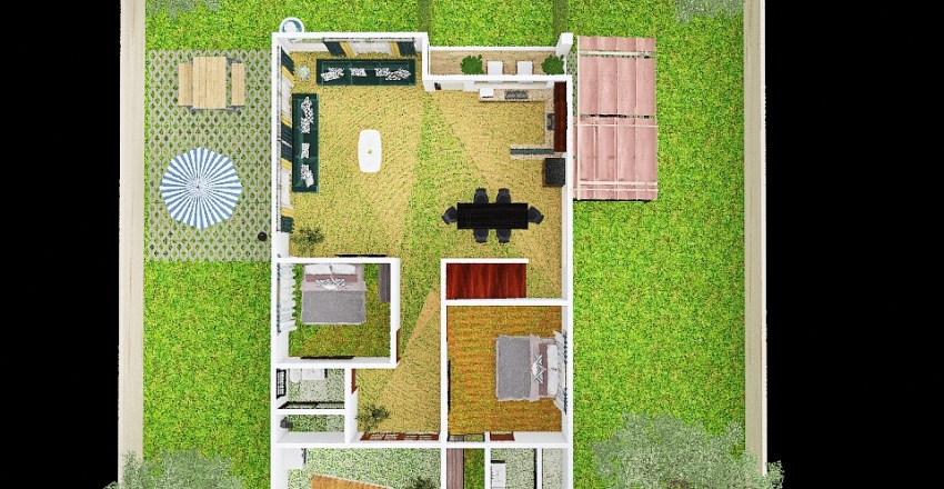 CASA 06-10-2020 P1 Interior Design Render