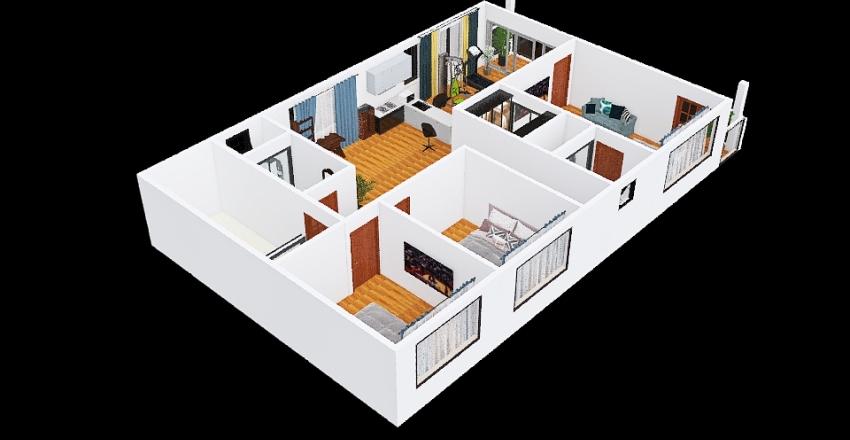 CASA 06-10-2020 P2 Interior Design Render