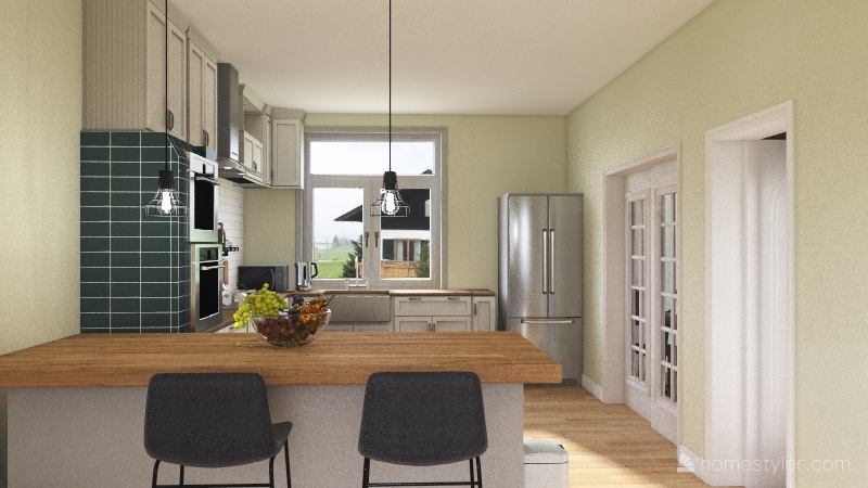 19HM Interior Design Render