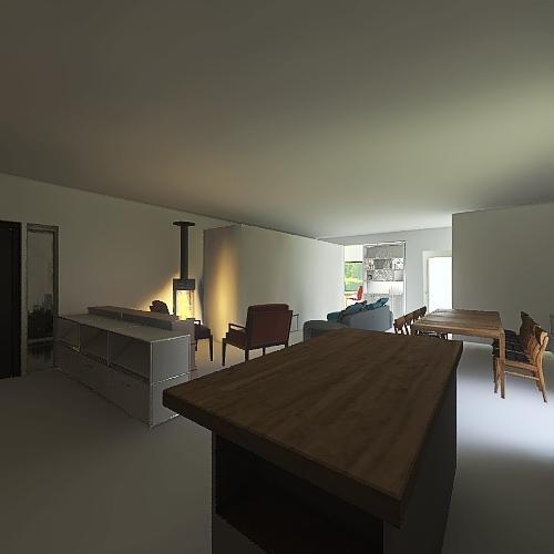 20201117a Interior Design Render