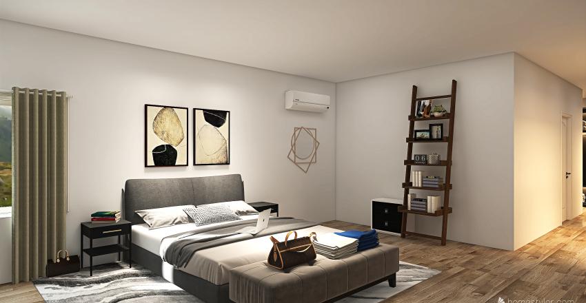 mommy's room Interior Design Render