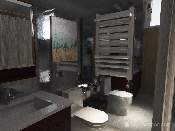 Casa de Lucía. Interior Design Render