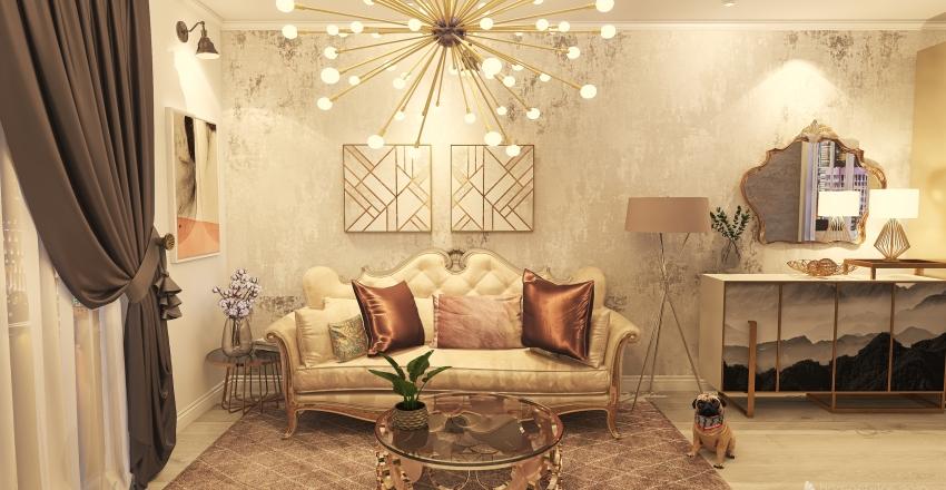 Namrata Interior Design Render
