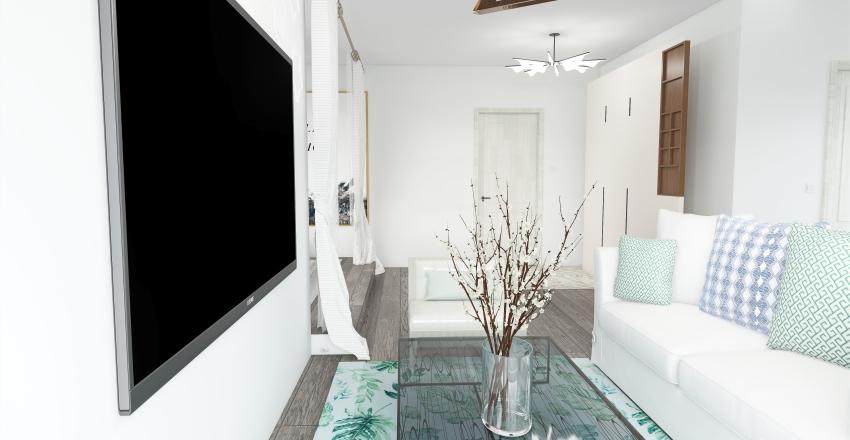 #HSDA2020Residential - Studio Apartment - MPLS Interior Design Render