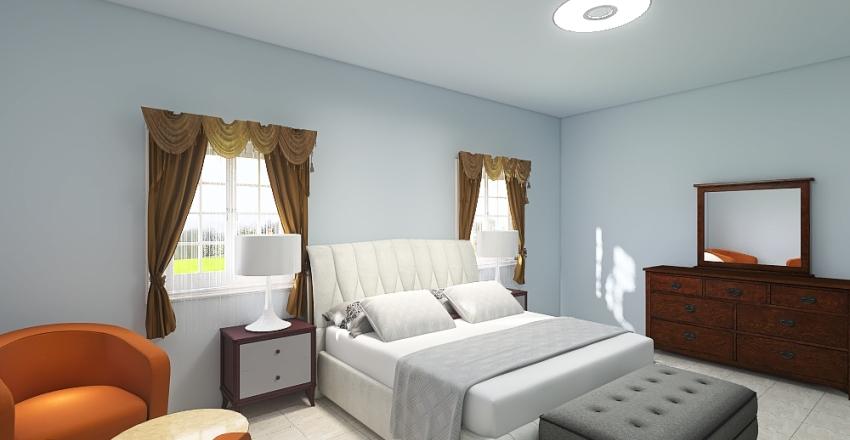 TEXAS HOME Interior Design Render