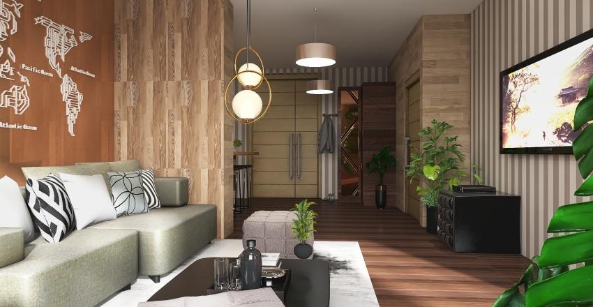 v2_studio unique #1045 Interior Design Render