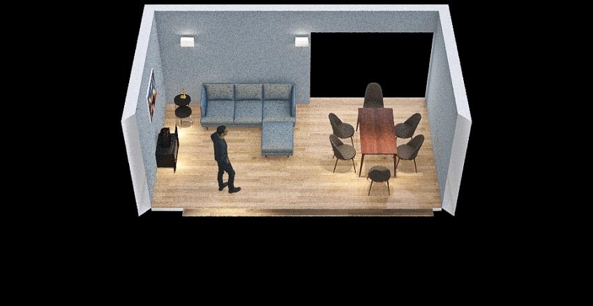practica 1di-05 Interior Design Render