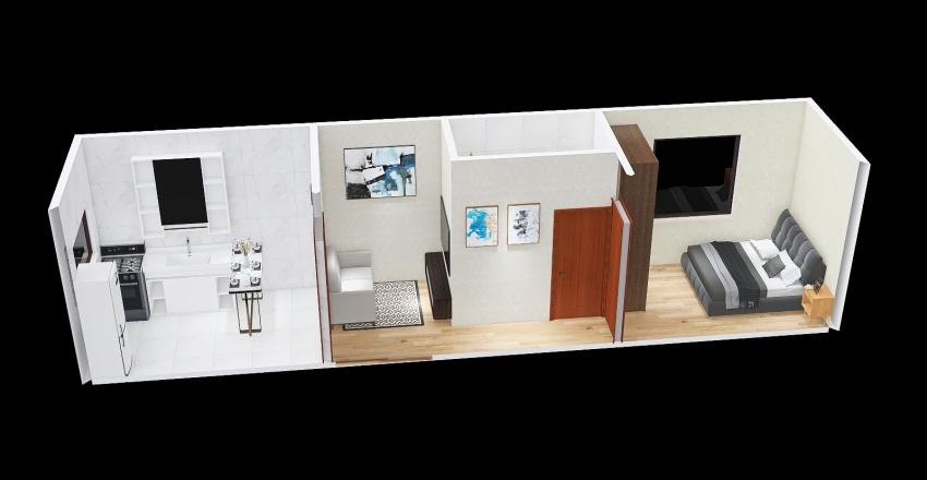 MODELO MT01 Interior Design Render