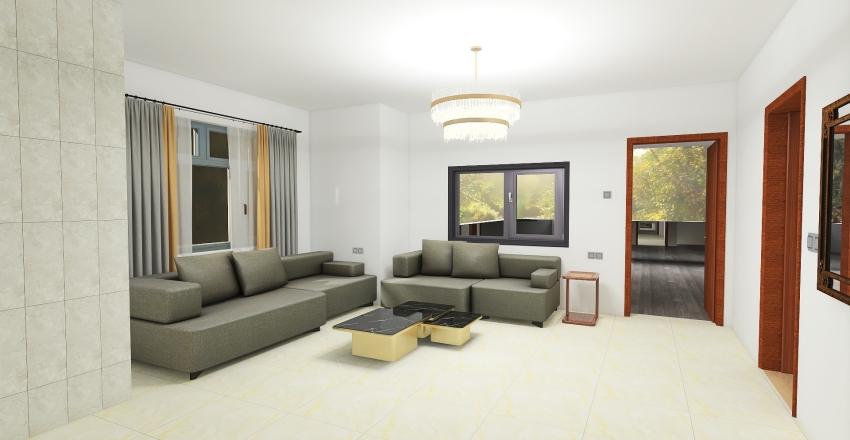 Ham Home Interior Design Render