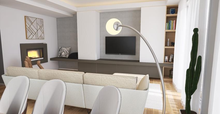 marafini Interior Design Render