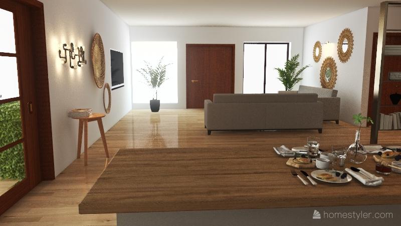 manglaralto Interior Design Render