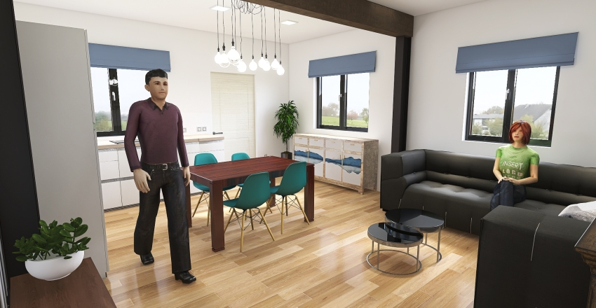 Casa.v12 Interior Design Render