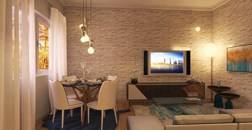 Ema Projet Interior Design Render