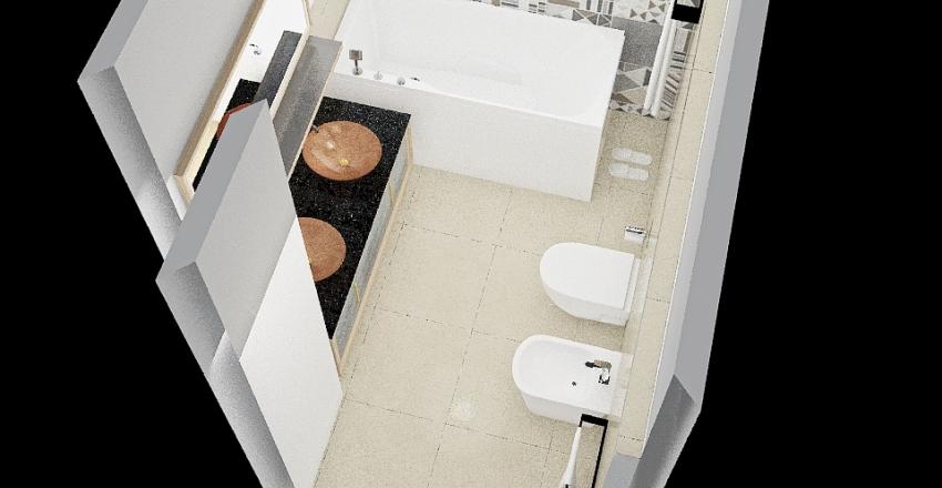GRAZIANI Interior Design Render