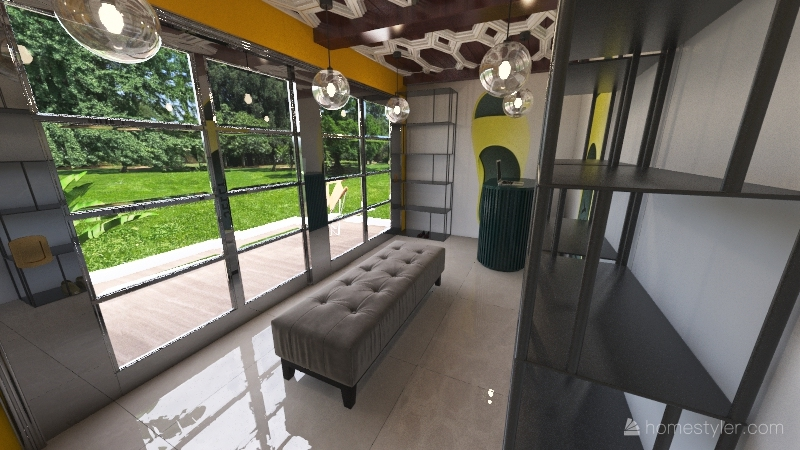projecto final Interior Design Render