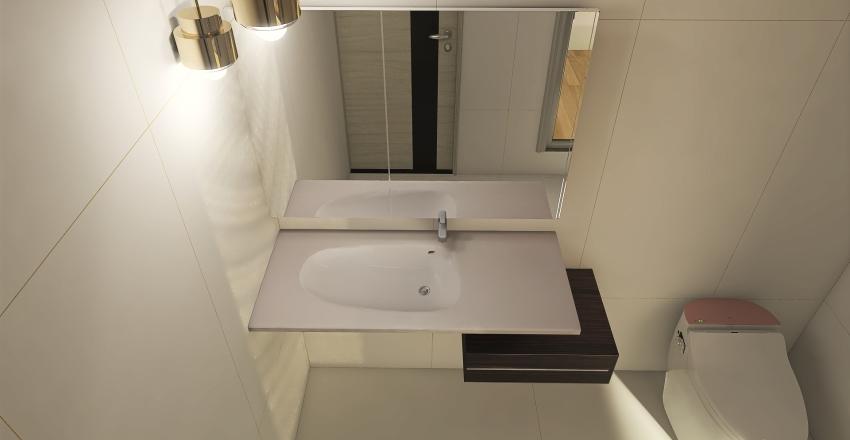 320 First Floor Interior Design Render