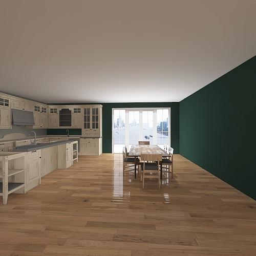 Best House Yet Interior Design Render