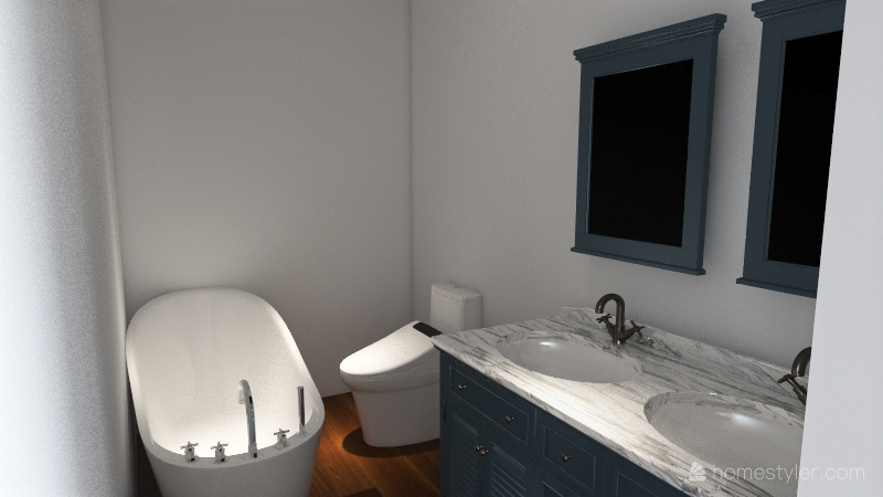 Dream bedroom  Maddy Gawne Interior Design Render