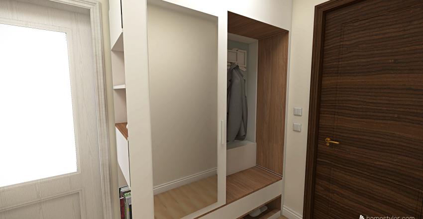EntranceHall-4 Interior Design Render