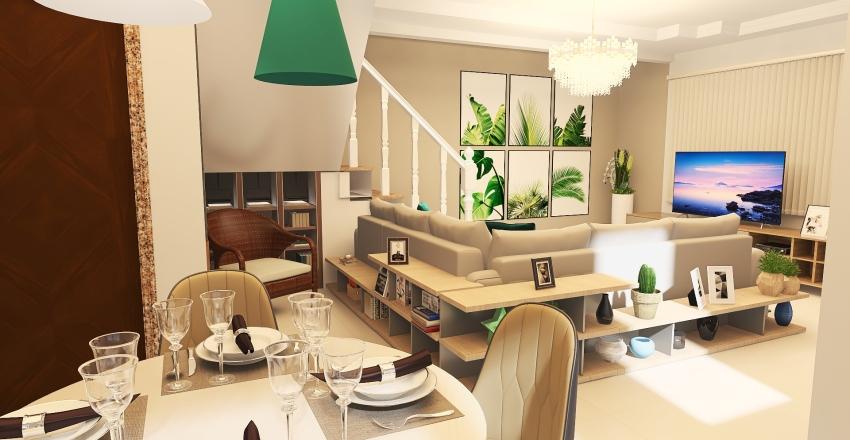 Claudio Oliveira Costa - UPK Interior Design Render