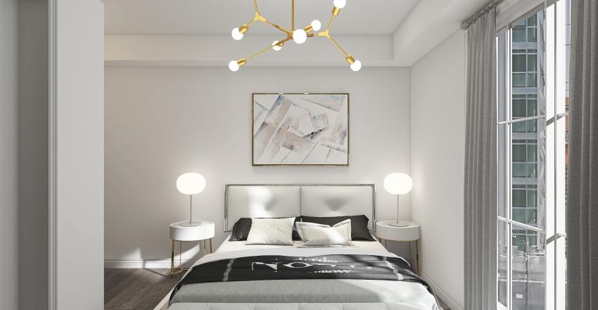 Milano City Interior Design Render