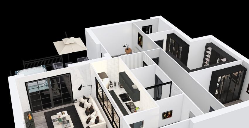 Treball de Recerca Interior Design Render