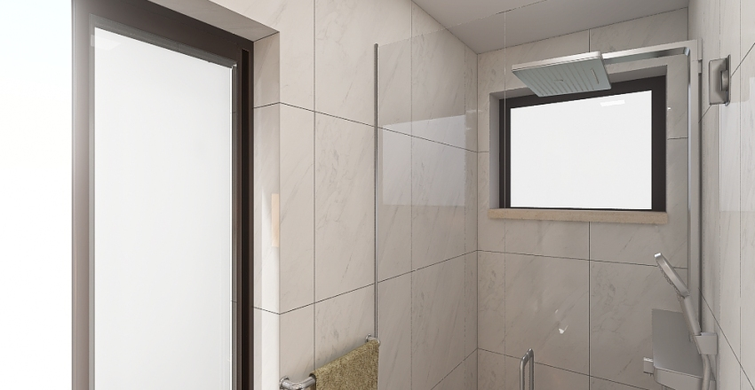 Bathroom 4 Interior Design Render