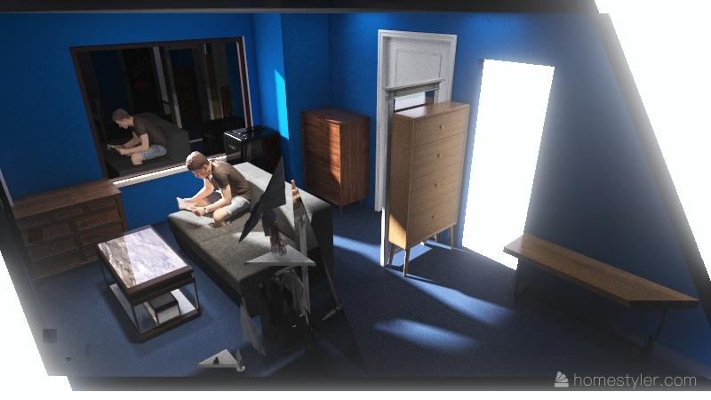 bedroom final?? Interior Design Render