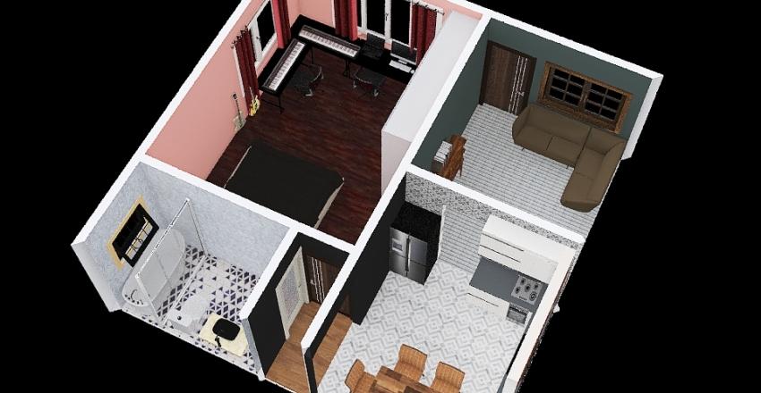 v2_Nuestra Casa Interior Design Render