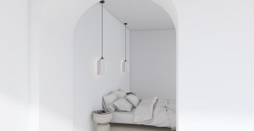 cosy Interior Design Render