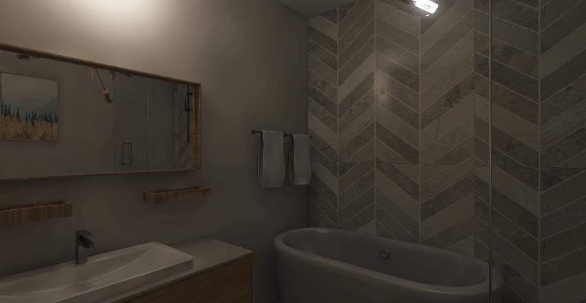 Justyna home Interior Design Render