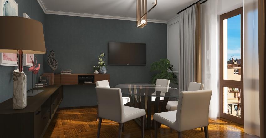 Studio Legale 3 Interior Design Render