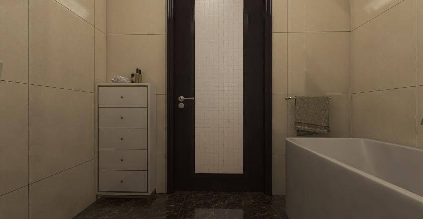 Apartament 2 Interior Design Render
