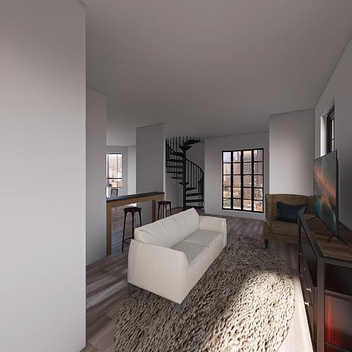 House CPT Interior Design Render