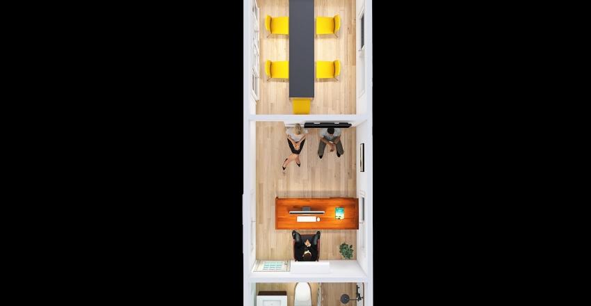 Copy of Copy of Oficina Pasto Interior Design Render