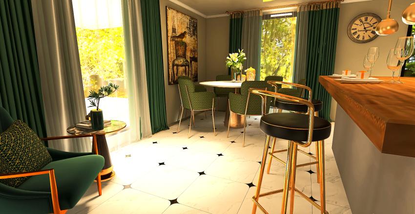 9990 Interior Design Render