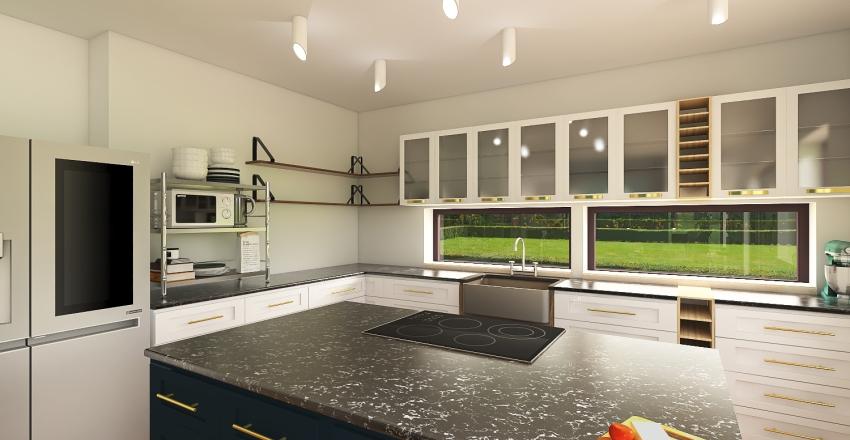 Wohnzimmer Boxen Planung Interior Design Render