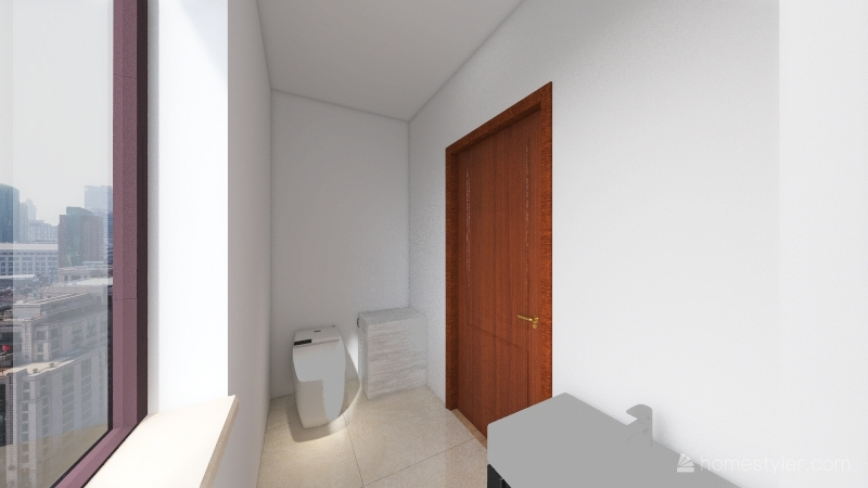 Moffatt Tiny Home Culminating PT2 Interior Design Render