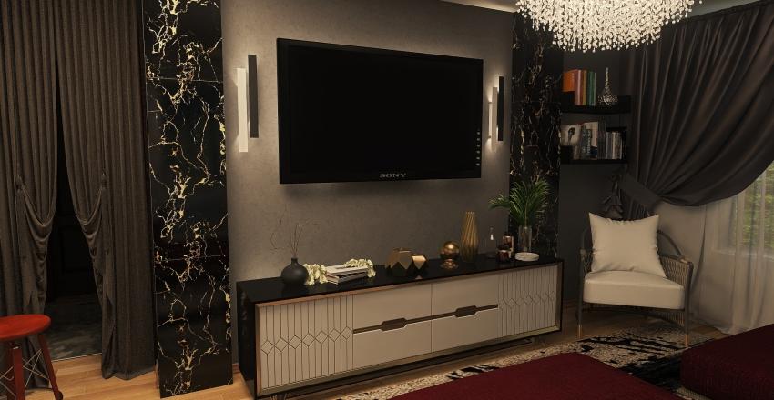 MY FLAT NEW Interior Design Render