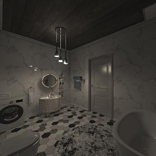 Copy of дизайн гостиной Interior Design Render