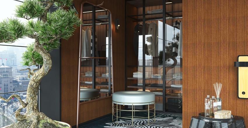 #HSDA2020Residential - Executive Suite in Shanghai Hotel Interior Design Render