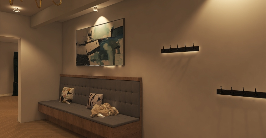 stuff Interior Design Render