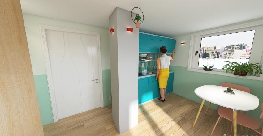 v6 Soffitte Cruto 8 Interior Design Render